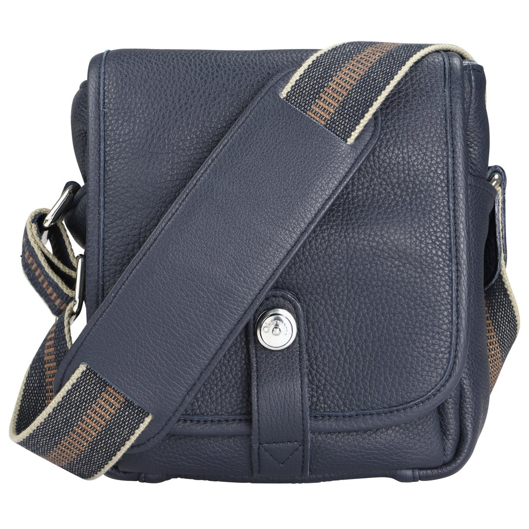 Oberwerth  George - Leather Dark blue