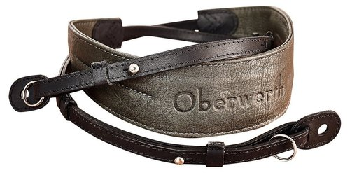 Oberwerth Camera strap - Rhein Leather black